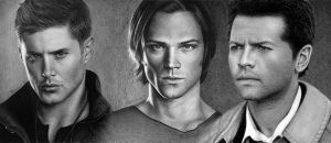 Supernatural by Joanna-Vu