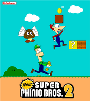 New Super Phinio Bros. 2 by DekuGamer