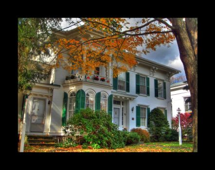 The Mansion on Center Street by Emowolf87