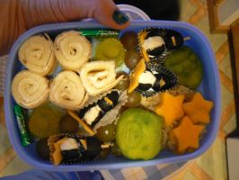 kiwi bento by myfairygodmother