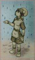 Desert Rain by tui-and-la