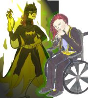 Memoirs of a batgirl by Kamico