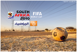 World Cup South Africa by DaShiR