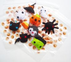 Special Gift: Halloween Bag by CosmiCosmos