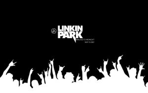 Linkin Park Promo Wall by RandomshYNiNjA