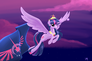 Princess of the Twilight Zone by RussianKolz