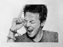 G-Dragon by JustLikeThatxD