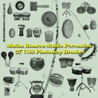 Studio Percussion by matiasromero