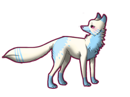 .:PC:. Arctic-Foxi by TheLastFreeUnicorn