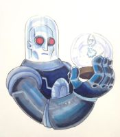 SpEd NYC: Mr Freeze by Underburbs