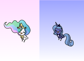 My Little Pony Chickens 2 by hotcoco7946