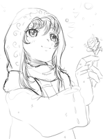 Cold Warmth WIP by MzzAzn