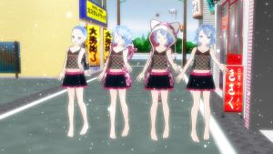 [MMD] B-Day GIFT! LAT New styled Miku [Limited DL] by Asa-Chi