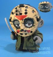 jason custom MUNNY by ibentmywookiee
