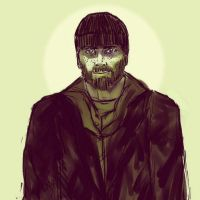 Curtis from Snowpiercer by LibertineM