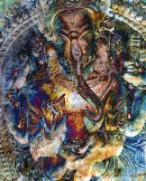 Ganesh Vision by crypticfragments