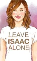 LEAVE ISAAC ALONE CAMPAIGN - Allison by tamarindojuice