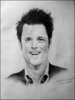 Johnny knoxville by andrea-gatos