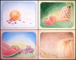 Fruit of the Seasons by saralyssan