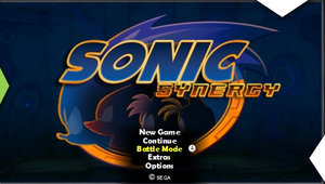 Sonic Boom used to be called Sonic Synergy by sonicgx13