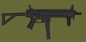 ACR PDW by VenomArgy