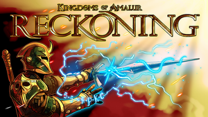 SSoHPKC Title Card - Kingdoms of Amalur Reckoning by IntroducingEmy