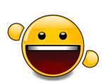 Yahoo Smiley (animated) by mondspeer