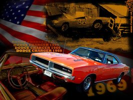 Dodge Charger '69 Wallpaper by TuningmagNet