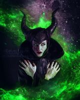 Maleficent by thornevald