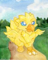 Kweh by Starrydance