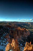 Spires of Red by btmccord