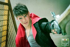 Dante DmC 5 Cosplay by GNefilim