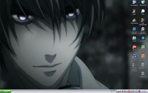Death Note: Yagami Light by kittyfan228