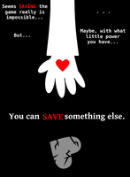 :UNDERTALE: SAVE the World by SuperMarioFan888