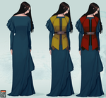 The Abhorsen Project - Clayr Assistant Librarian by FionaCreates
