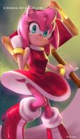 Amy Rose by Ranisa