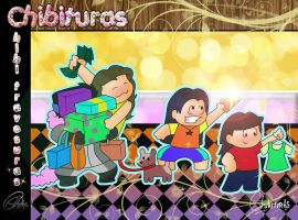 Chibituras 10 by chicajamonXD