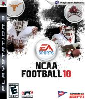 NCAA Football 10 Ark vs Tex by MattBizzle2k10