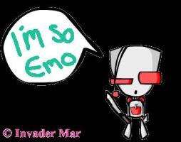 Emo GIR by InvaderLin