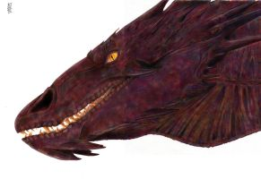 Smaug by Smnt2000