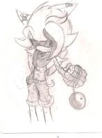 Victor The Hedgehog Request by Wardood133
