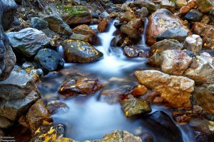The White Glow of the Stream by mjohanson