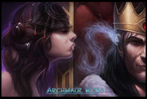 Archmage Rises - Influence by RogierB