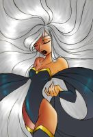 Storm by rogueXunited