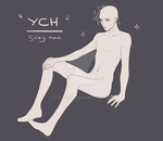 YCH SEXY MAN SET PRICE OPEN by ych-cuties