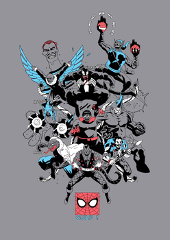 THE SINISTER 10! by future-parker