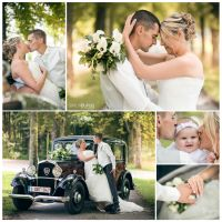 Celine and Didier wedding by Simon120188
