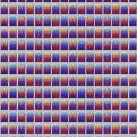 Pictograph Window Pattern by Humble-Novice