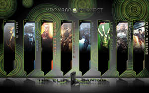XBOX 360 PROJECT 'THE ELITE' by MARSHOOD