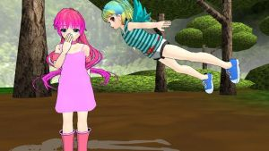 MMD NEWCOMER Pinkie Pie DL by DarkDreamerOfLove